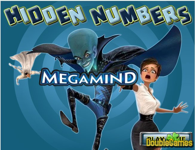 Kostenloser Download Megamind: Hidden Numbers Screenshot 1