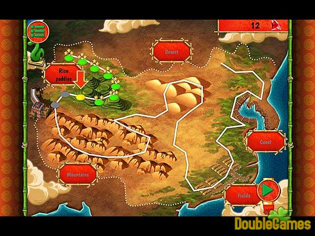 Free Download Monument Builders: Great Wall of China Screenshot 2