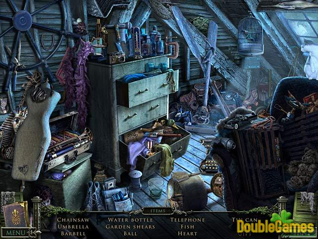 Kostenloser Download Mystery Case Files: 13th Skull Sammleredition Screenshot 1