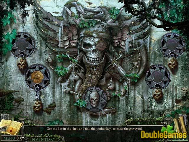 Kostenloser Download Mystery Case Files: 13th Skull Sammleredition Screenshot 2