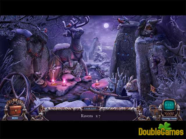Kostenloser Download Mystery Case Files: Dire Grove, Sacred Grove Collector's Edition Screenshot 1