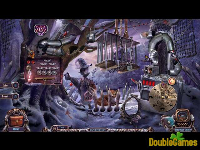 Kostenloser Download Mystery Case Files: Dire Grove, Sacred Grove Screenshot 3
