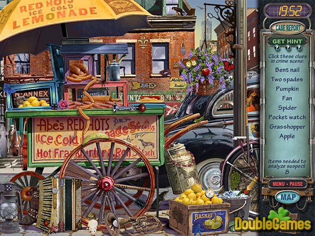 Kostenloser Download Mystery Case Files Prime Suspects Screenshot 3