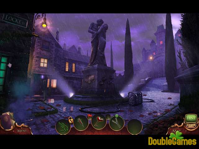 Kostenloser Download Mystery Case Files: Der schwarze Schleier Sammleredition Screenshot 1