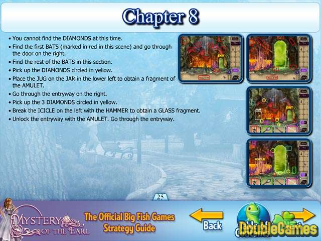 Kostenloser Download Mystery of the Earl Strategy Guide Screenshot 1