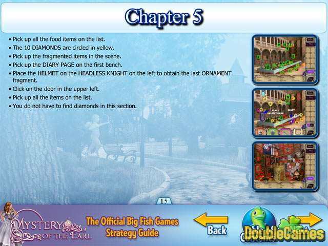Kostenloser Download Mystery of the Earl Strategy Guide Screenshot 3
