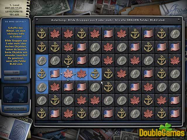 Kostenloser Download Mystery P.I.: The Curious Case of Counterfeit Cove Screenshot 3