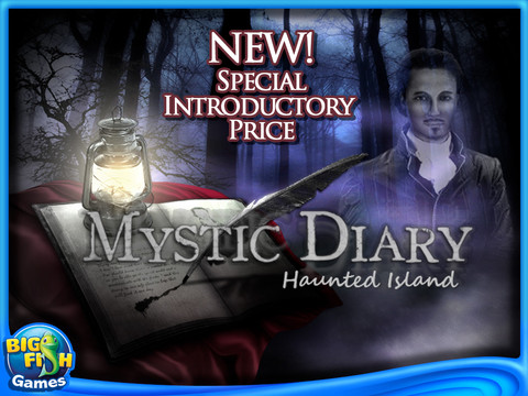 Free Download Mystic Diary: Haunted Island Screenshot 1