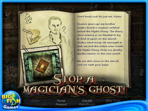 Free Download Mystic Diary: Haunted Island Screenshot 3