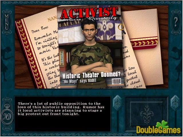 Kostenloser Download Nancy Drew: The Final Scene Screenshot 3