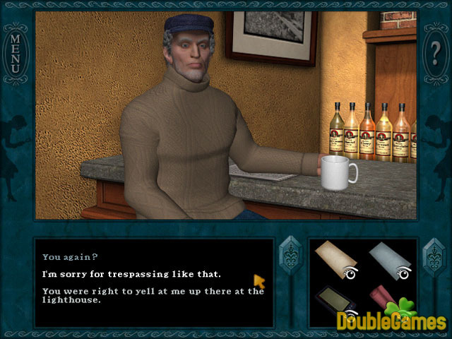Free Download Nancy Drew - Danger on Deception Island Screenshot 2