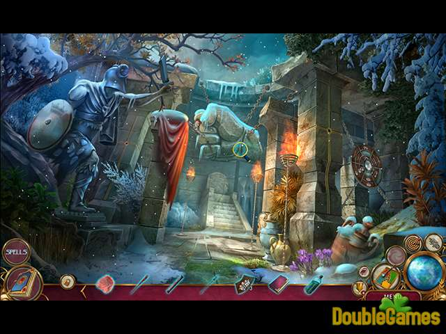 Kostenloser Download Nevertales: Das Scheusal Screenshot 1
