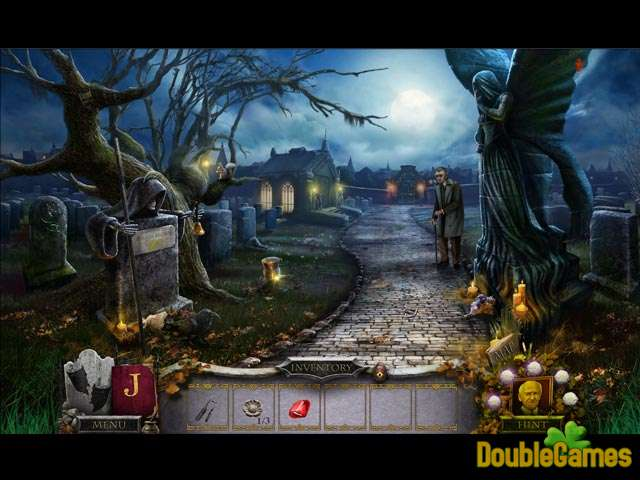 Kostenloser Download Nightfall Mysteries: Haunted by the Past Screenshot 1