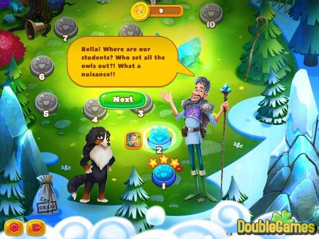 Kostenloser Download Owl Rescue Screenshot 2
