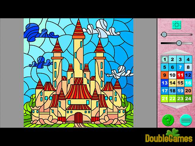 Free Download Paint By Numbers 5 Screenshot 3