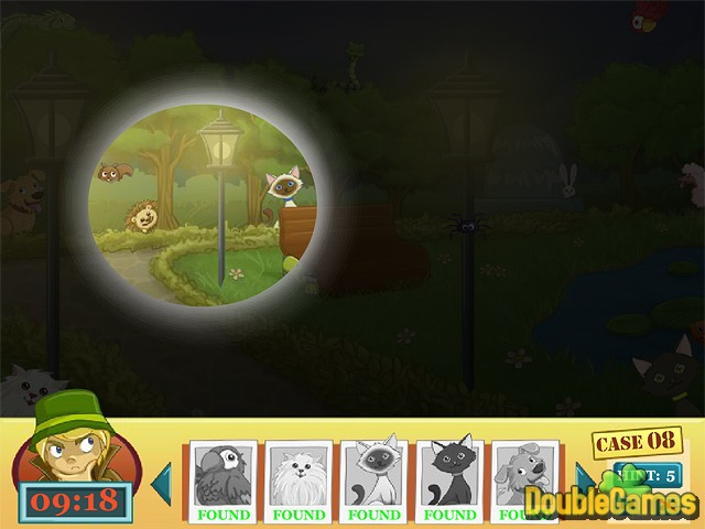 Kostenloser Download Pet Detective Case Screenshot 3