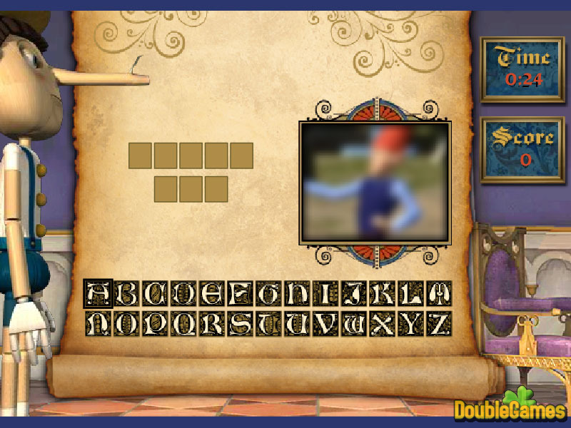 Kostenloser Download Pinocchio Names Screenshot 1