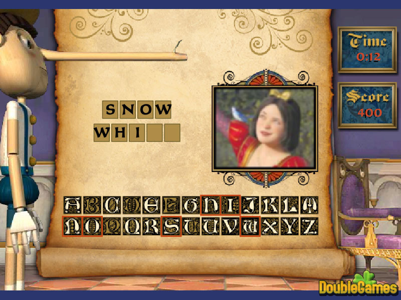 Kostenloser Download Pinocchio Names Screenshot 2