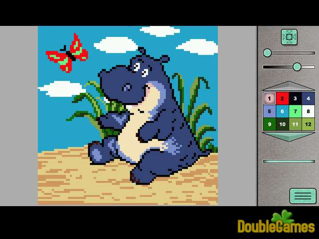 Kostenloser Download Pixel Art Screenshot 1