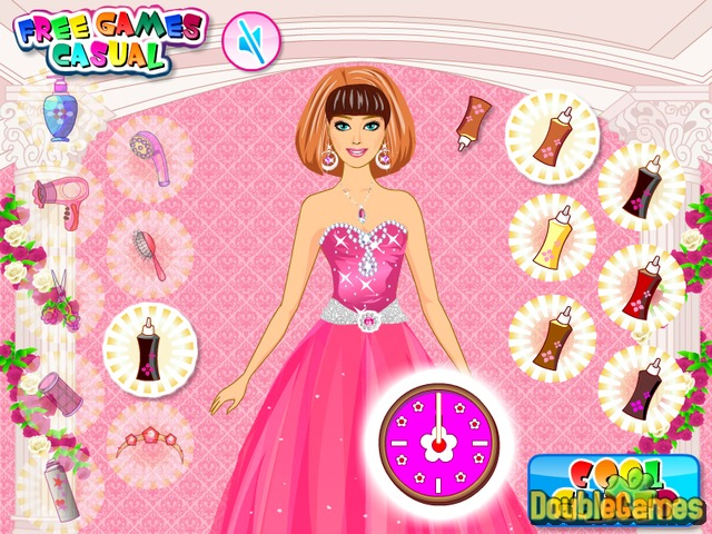 Kostenloser Download Princess and Baby Hairstyle Screenshot 2