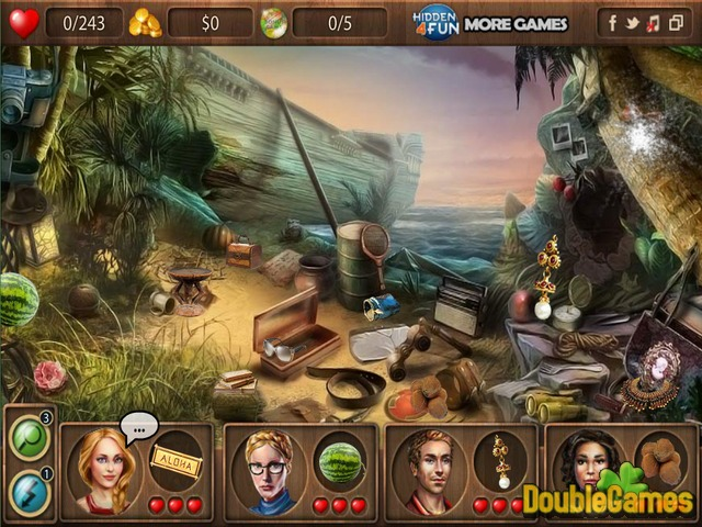 Kostenloser Download Return To Treasure Island Screenshot 3