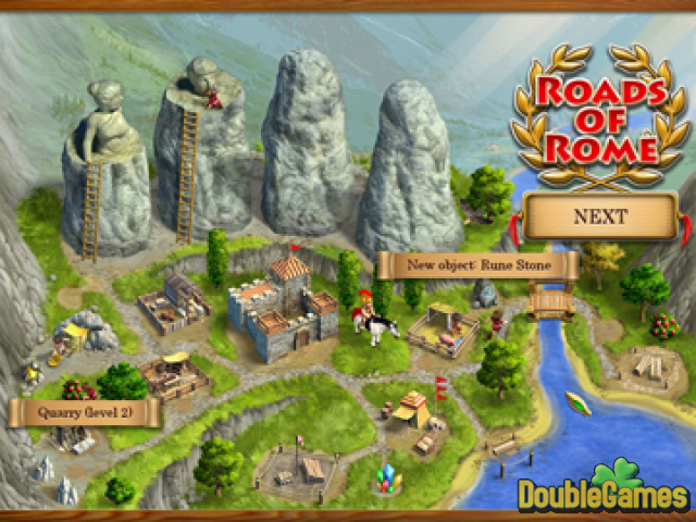 Kostenloser Download Roads of Rome Double Pack Screenshot 1