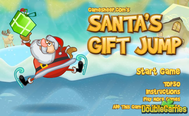Santa's Gift Jump Game Download for PC