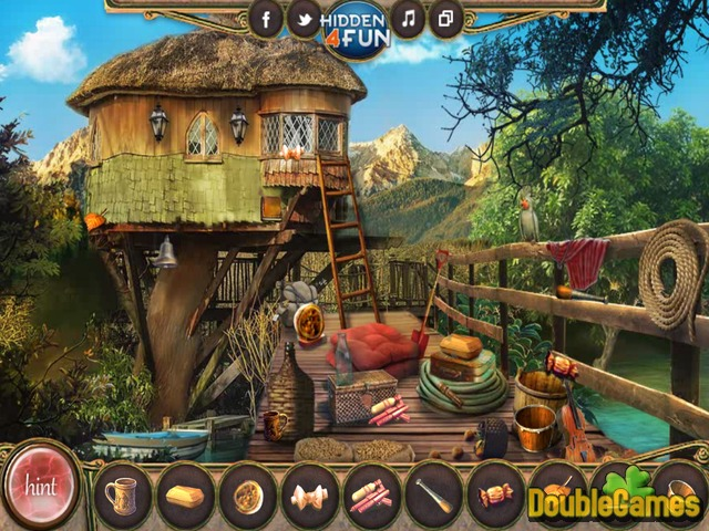 Kostenloser Download Secret Treehouse Screenshot 2