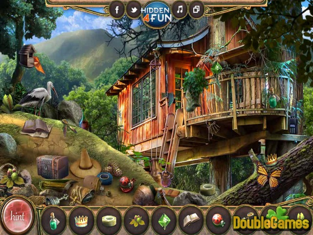 Kostenloser Download Secret Treehouse Screenshot 3