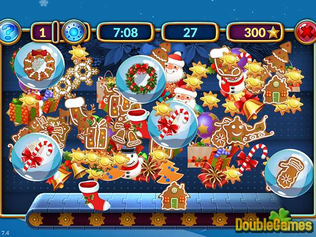Free Download Shopping Clutter 2: Christmas Square Screenshot 1