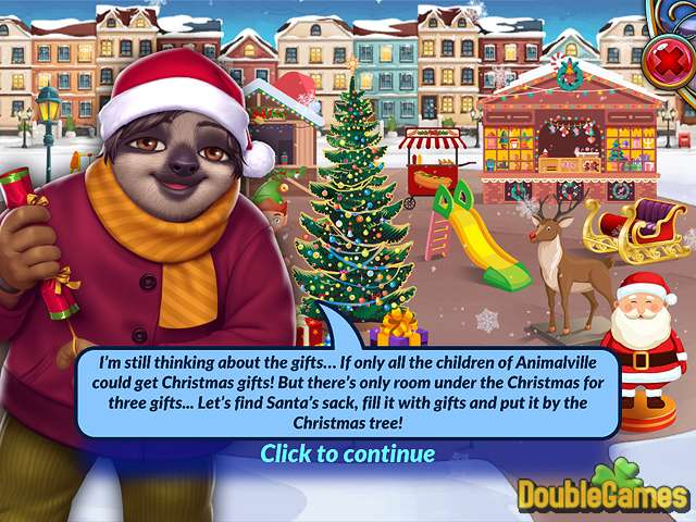 Free Download Shopping Clutter 2: Christmas Square Screenshot 2