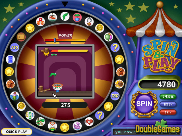 Kostenloser Download Spin & Play Screenshot 3