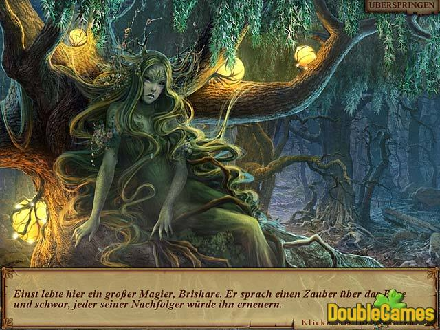 Kostenloser Download Spirits of Mystery: Der Gesang des Phönix Sammleredition Screenshot 1