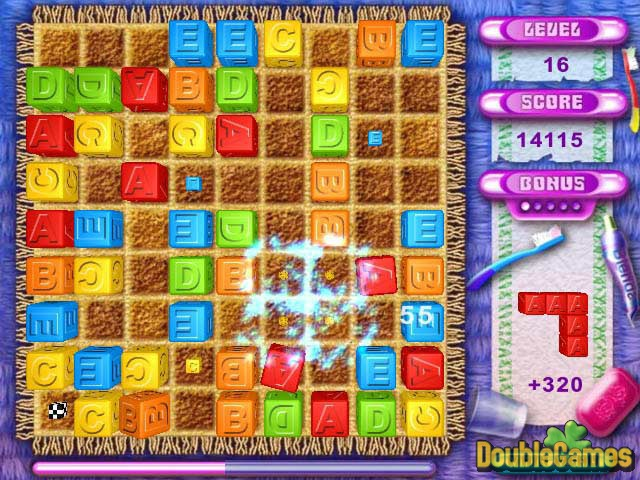 Kostenloser Download Super Cubes Screenshot 1