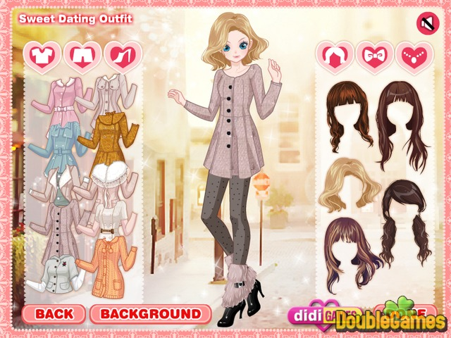 Free Download Sweet Dating Outfit Screenshot 2