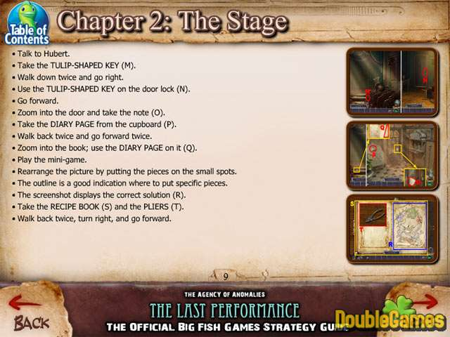Kostenloser Download The Agency of Anomalies: The Last Performance Strategy Guide Screenshot 1