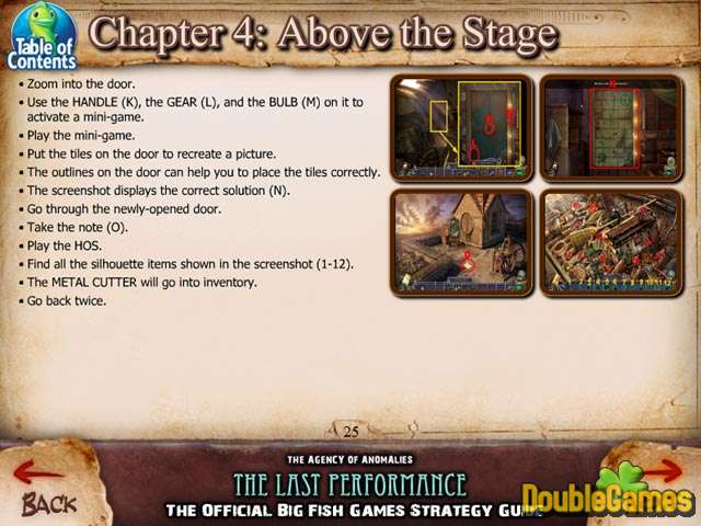 Kostenloser Download The Agency of Anomalies: The Last Performance Strategy Guide Screenshot 2