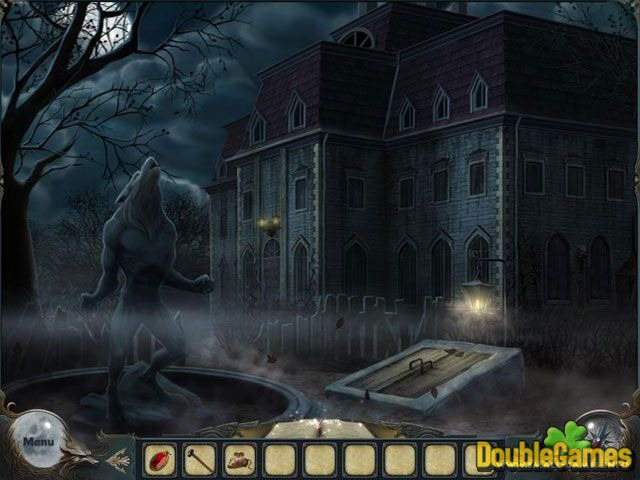 Free Download The Curse of the Werewolves Collector's Edition Screenshot 2