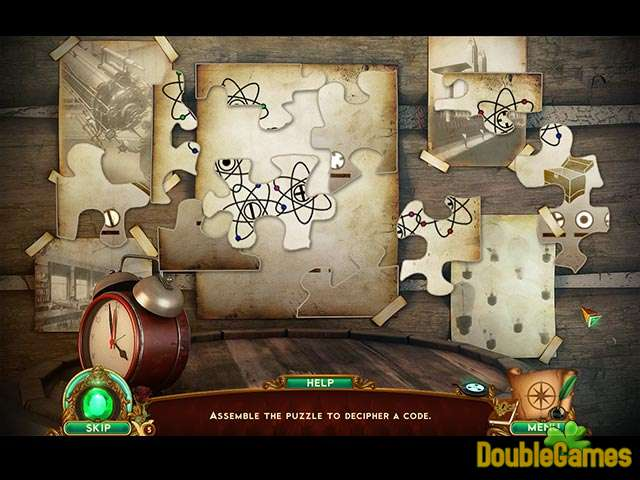 Free Download The Emerald Maiden: Symphonie der Träume Screenshot 3