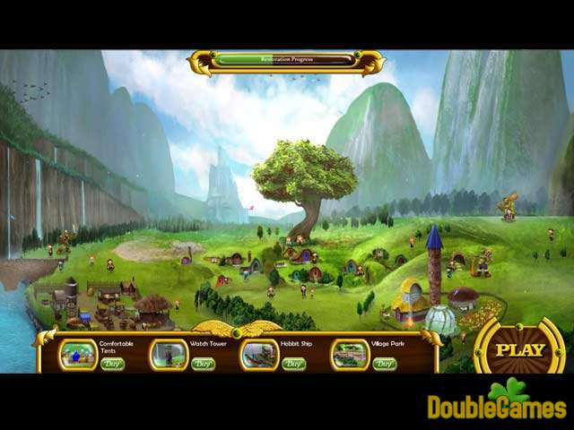 Kostenloser Download The Enthralling Realms: Curse of Darkness Screenshot 2