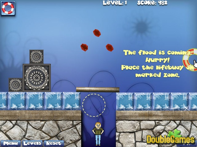 Kostenloser Download The Flood: Inception Screenshot 1