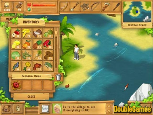 Kostenloser Download The Island: Castaway Screenshot 2