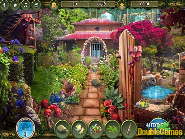 Kostenloser Download The Palace Of Flowers Screenshot 3