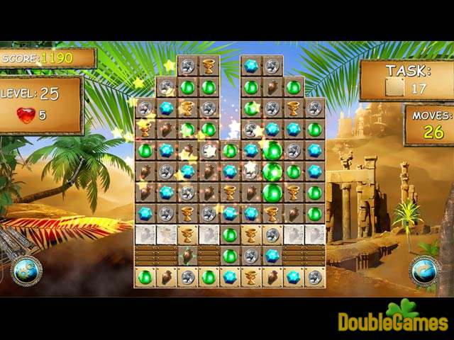 Kostenloser Download Treasures of Persia Screenshot 1