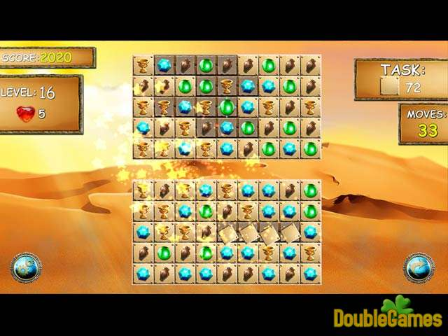 Kostenloser Download Treasures of Persia Screenshot 2