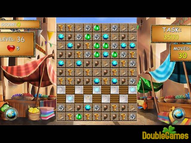 Kostenloser Download Treasures of Persia Screenshot 3