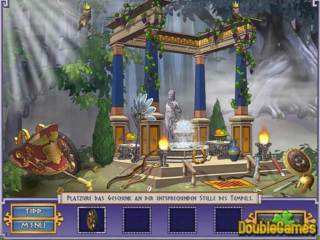 Kostenloser Download Trial of the Gods: Ariadnes Odyssee Screenshot 3