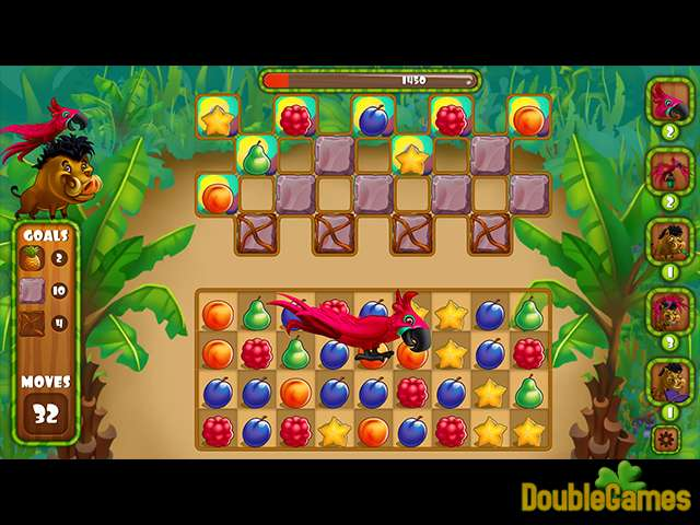 Kostenloser Download Tropic Story Screenshot 1