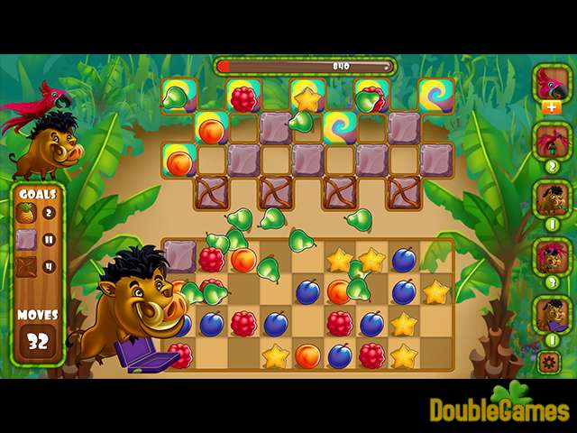 Kostenloser Download Tropic Story Screenshot 3