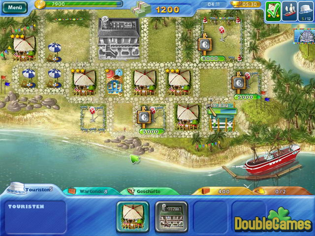 Kostenloser Download Urlaubs-Imperium Screenshot 2
